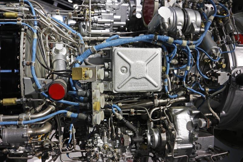 motorstråle turbo arkivfoto