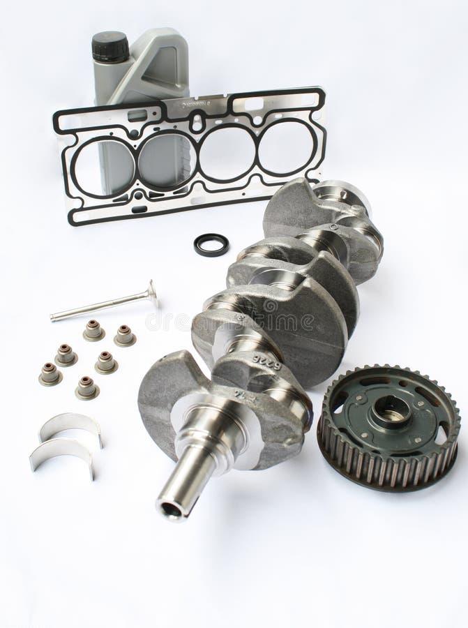 Motorteile und Teile stockfoto. Bild von automobil, dichtung - 17133246