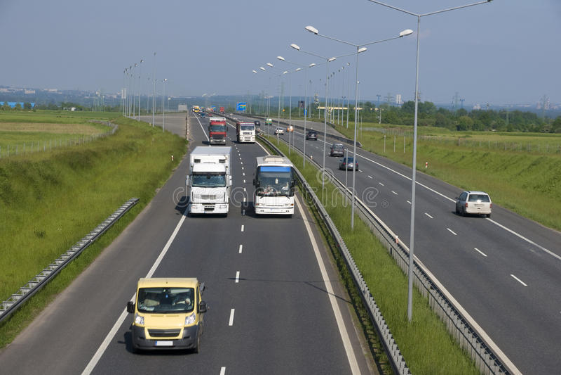 Download Motorway stock image. Image of route, direction, asphalt - 17040267