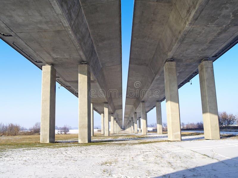 Download Motorway A1 Bridge Across The River Vistula Stock Image - Image: 28638897