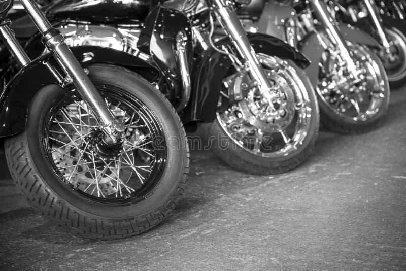 motos photo libre de droits