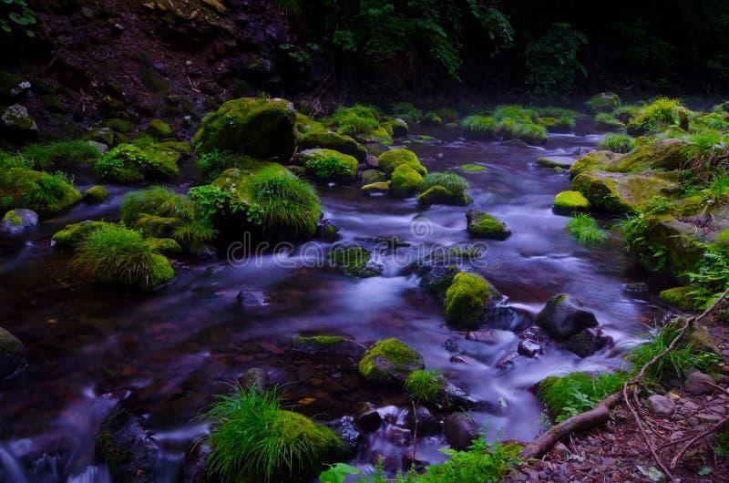 Download Mototaki River, Japan. stock photo. Image of mountain - 26498082