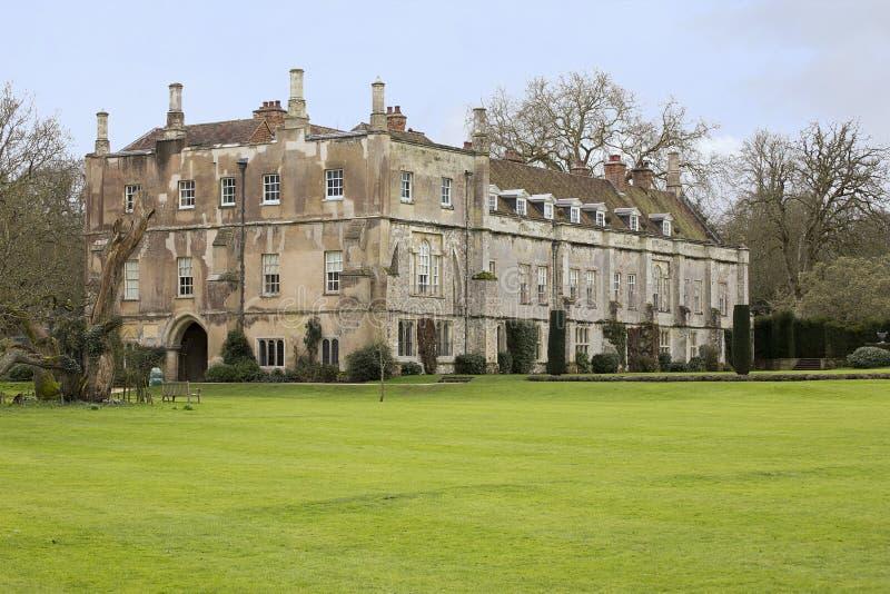 Mottisfont Abbey Hampshire England imagem de stock