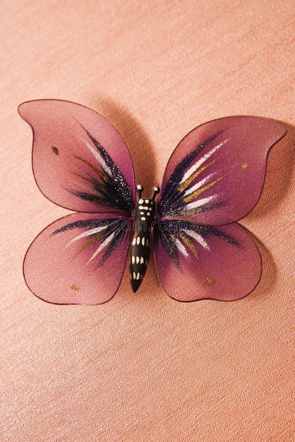 motyl dekoracyjny zdjęcia stock