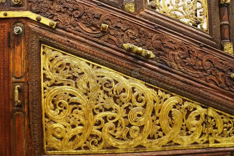 Motyw od Arabskiej Islamskiej kultury obraz royalty free