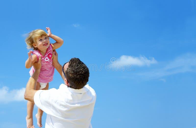 Mouche dans le ciel photos libres de droits