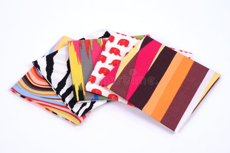 Mouchoir coloré photographie stock
