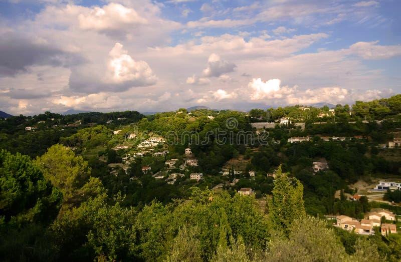 Moujins Provence france fotos de stock