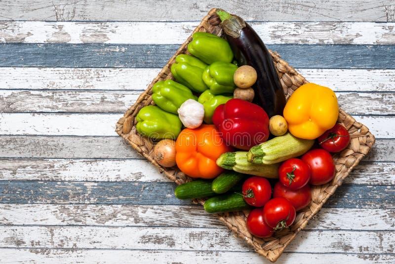 Moulage de légumes photo libre de droits