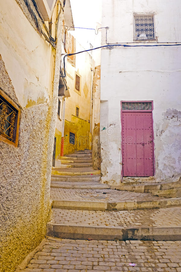 Download Moulay Idriss Is The Most Holy Town In Morocco. Stock Photo - Image: 35098926