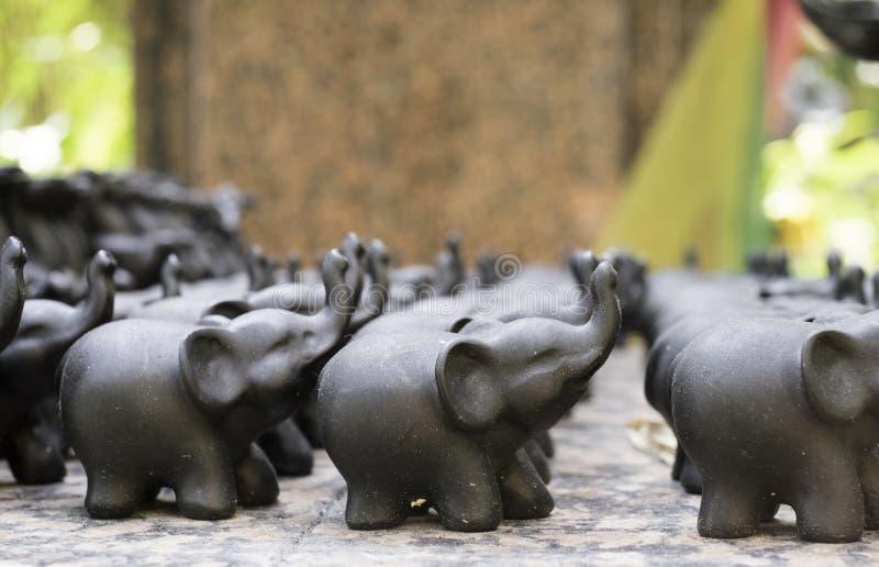 Moule d'éléphant photo stock