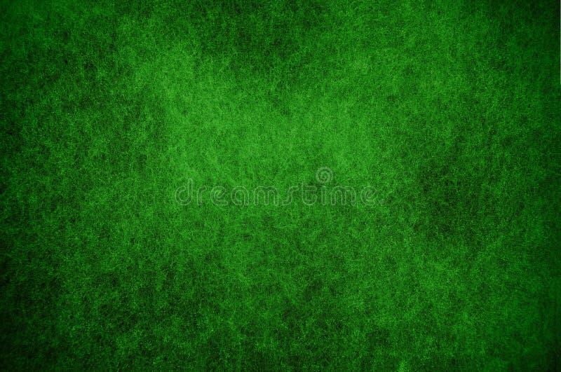 Moulez le fond peint en vert avec le foyer mou Fond pour images stock