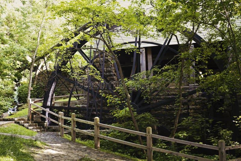 Moulin à eau au Kentucky photos libres de droits
