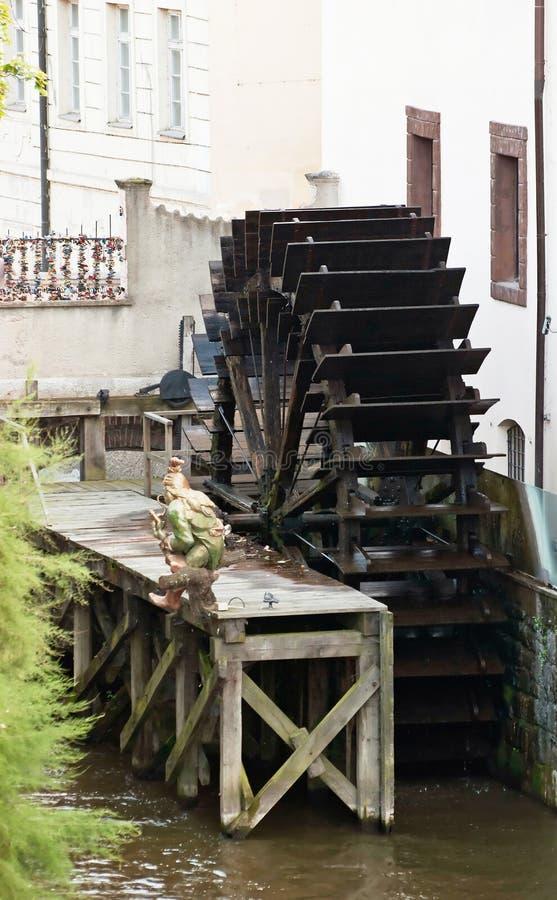 Download Moulin à Eau Et Nix, Kampa D'île à Prague Image stock - Image du sprite, république: 56478827