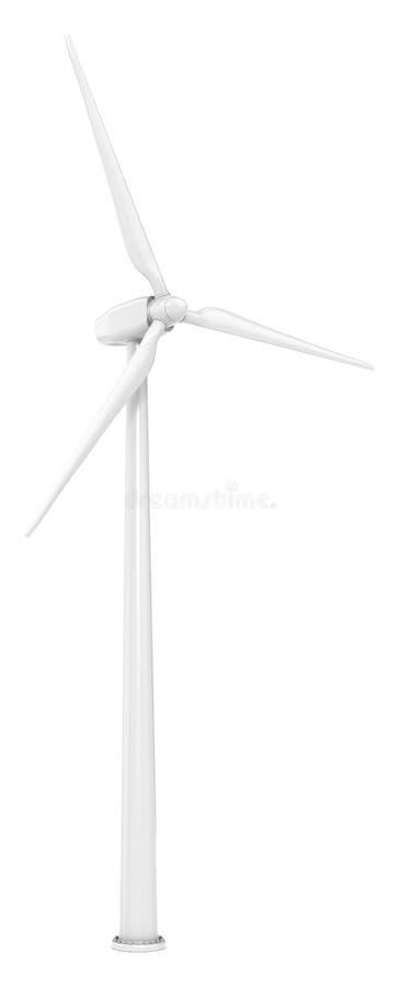 Moulin à vent. illustration libre de droits