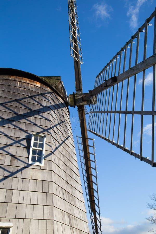 Moulin à vent, Hampton New York est photo stock
