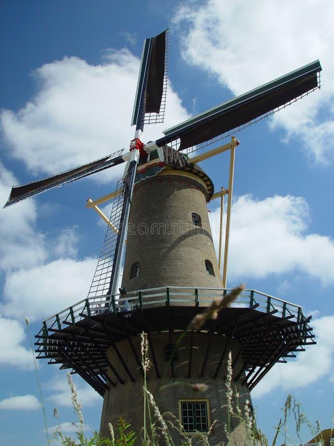 Moulin à vent hollandais