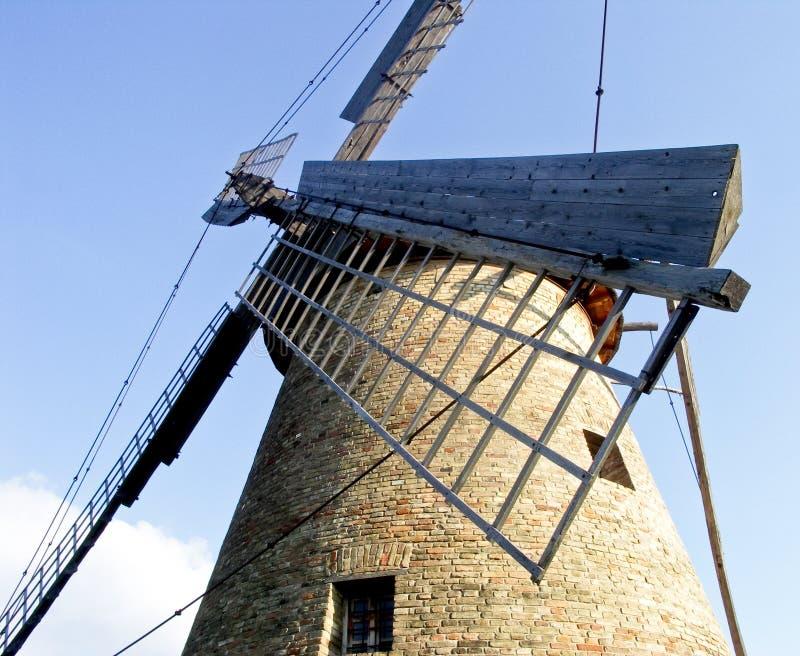 Moulin à vent - Szentendre photographie stock