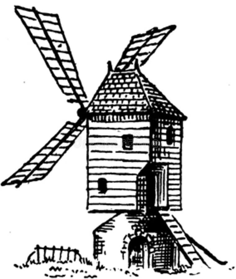 Moulin-001 Free Public Domain Cc0 Image