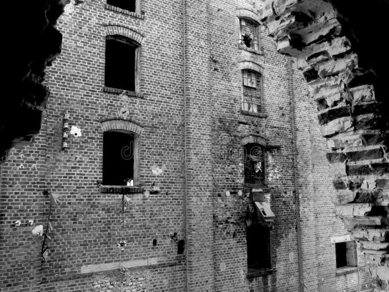 Moulin d'Assan photographie stock libre de droits