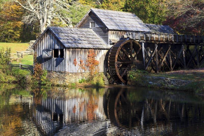 Moulin de Mabry photo libre de droits
