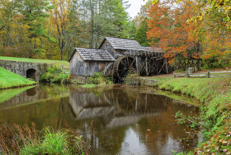Moulin de Mabry photo stock