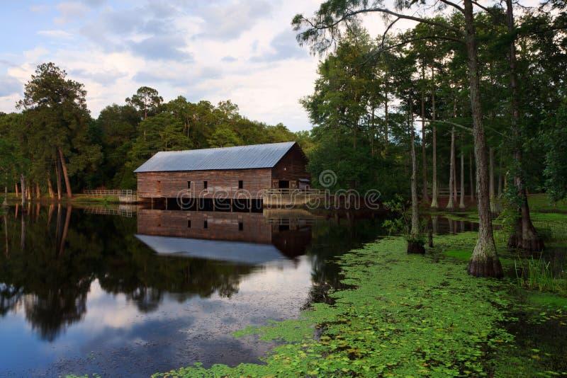Moulin de Parrish images stock