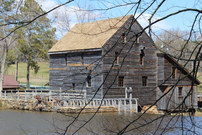 Moulin de Yates photographie stock libre de droits