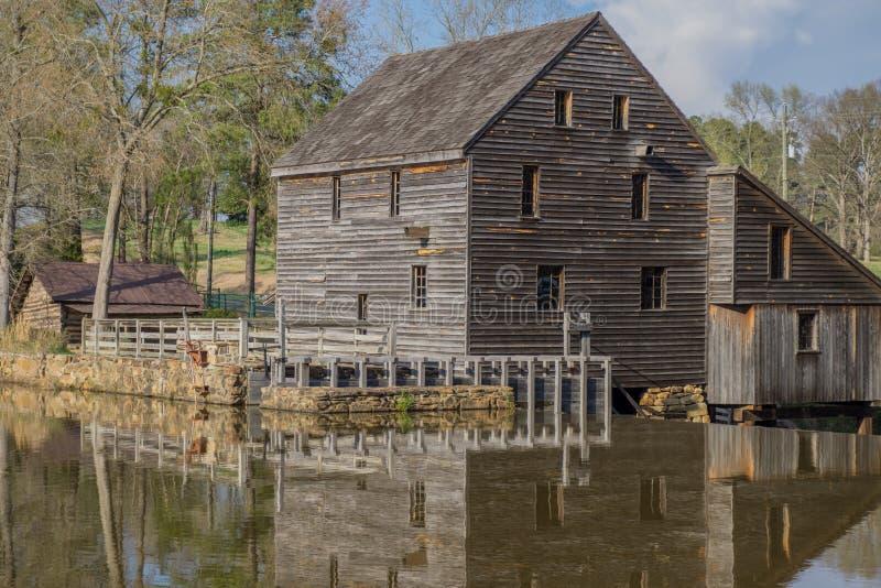 Moulin de Yates images libres de droits