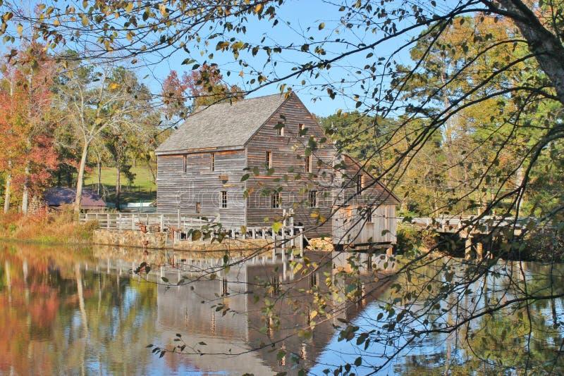 Moulin de Yates dans Raleigh, OR photo stock