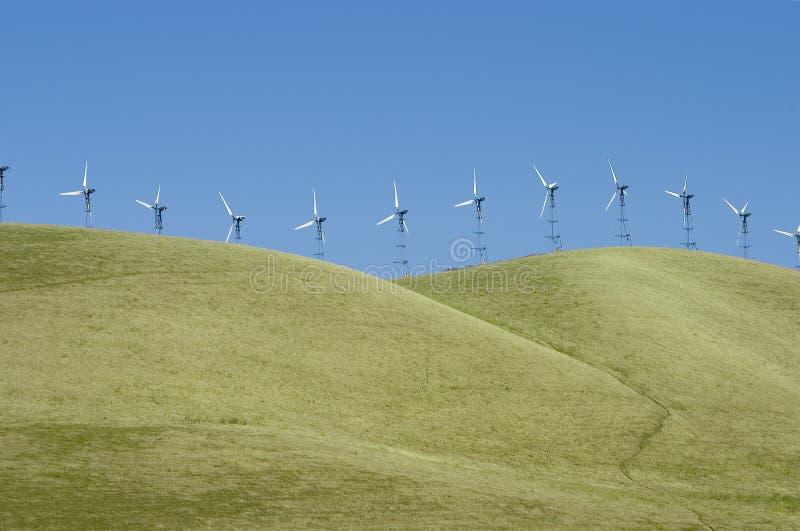 Moulins à vent 1 images libres de droits
