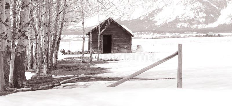 Download Moulton Barn stock image. Image of mormon, nature, barn - 14859655