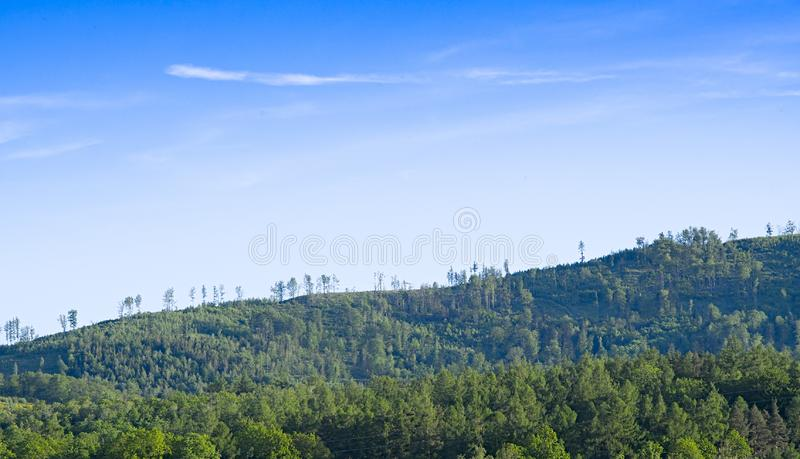 Mounains de Tatra photo stock