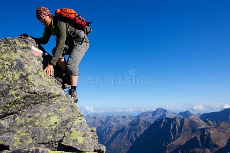 Download Mounatineering stock image. Image of alps, mountain, extreme - 21787483