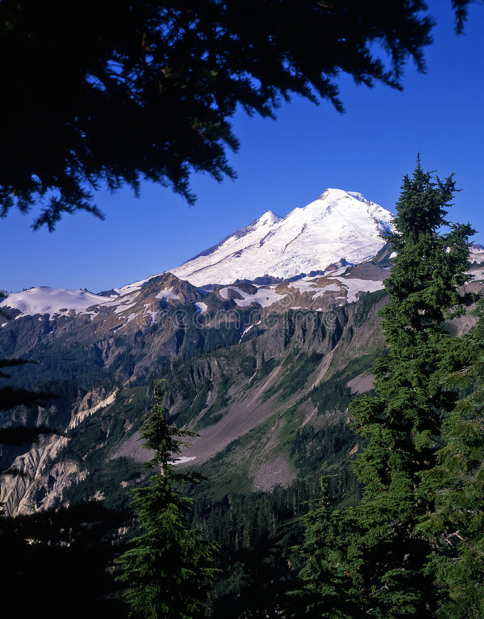 Download Mount Baker 2 stock photo. Image of snow, travel, capped - 816012