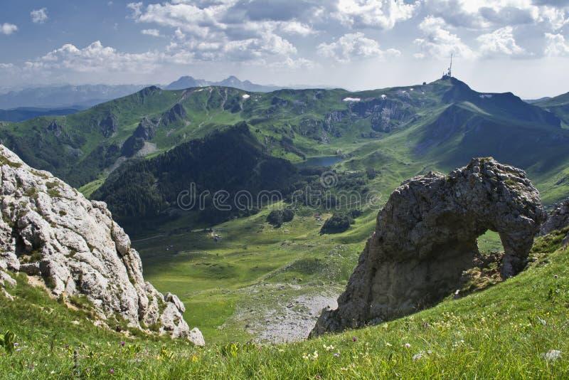 Mount Bjelasica stock photos