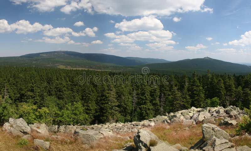 Download Mount Brocken (Harz) In Germany Stock Image - Image of germany, park: 6245435