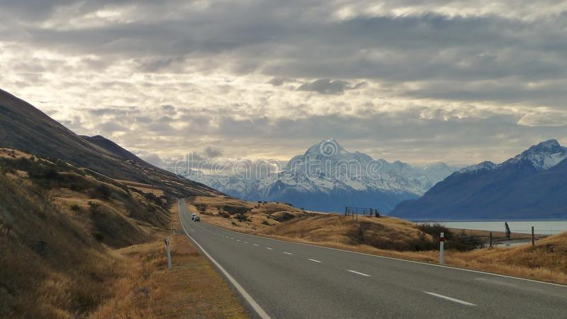 Download Mount Cook stock image. Image of earth, autumn, anywhere - 23583755