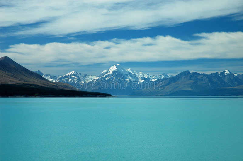 Download Mount Cook, New Zealand stock image. Image of clear, amazing - 6977257