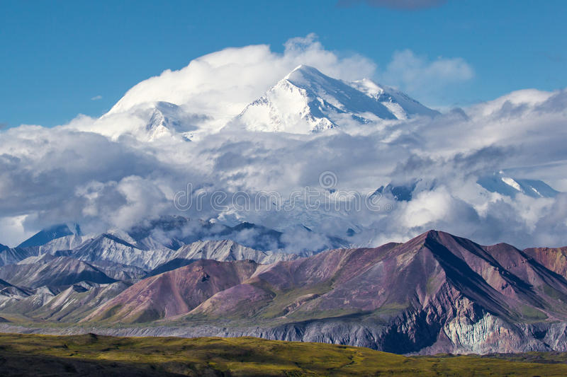 Mount Denali stock images