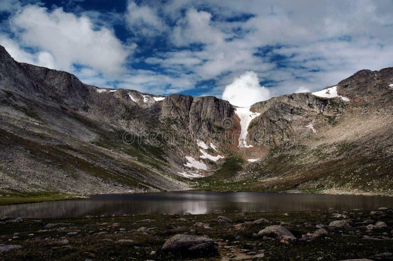Mount Evans, Colorodo stock images