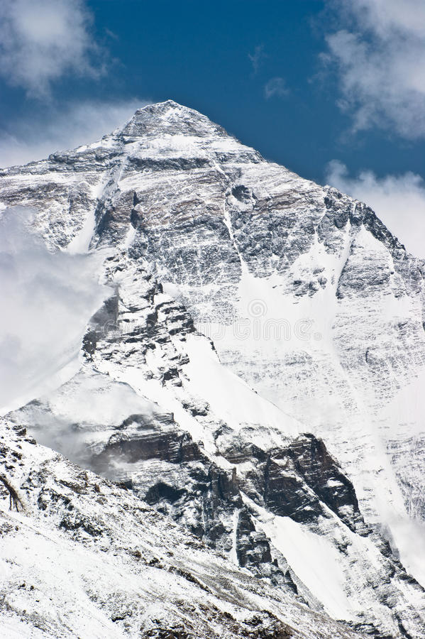 Free Mount Everest Royalty Free Stock Images - 15308279