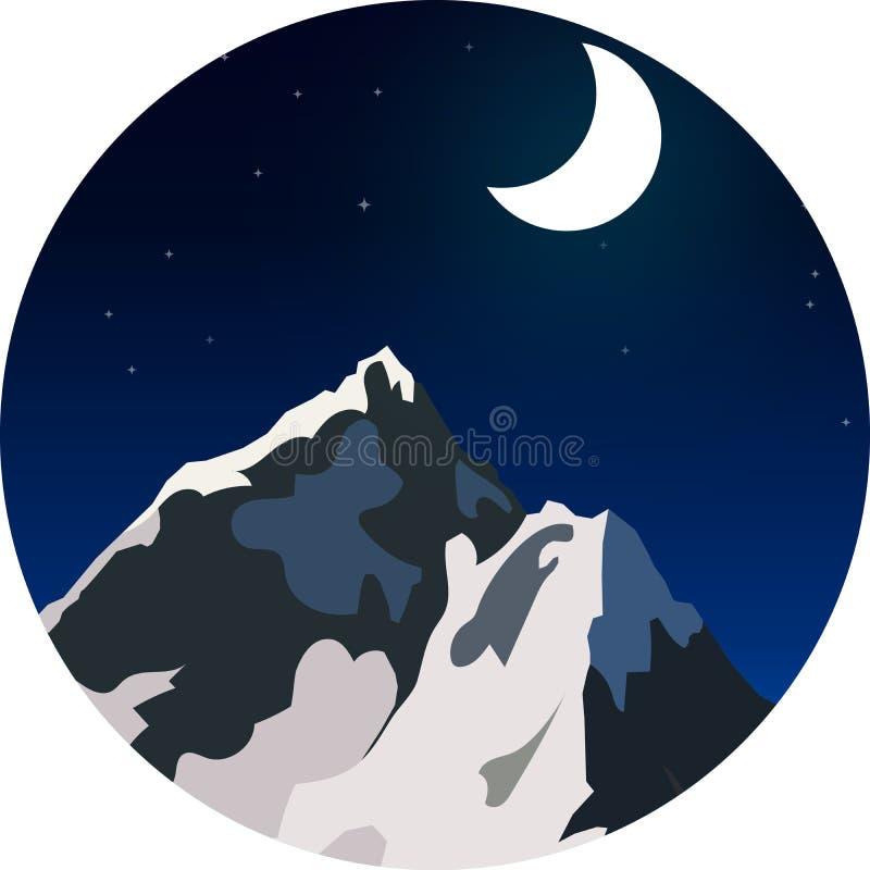 Mount Everest lizenzfreies stockbild