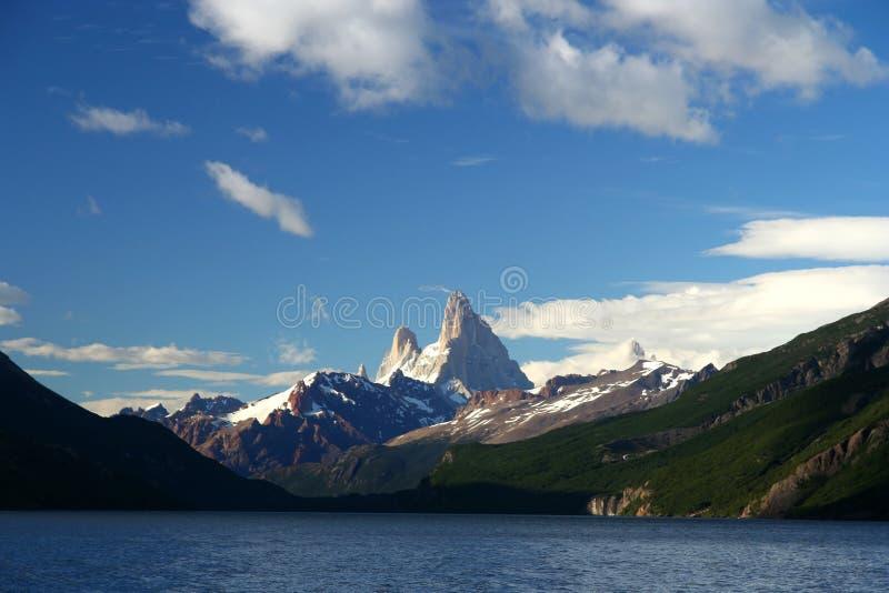 Mount Fitz Roy stock image