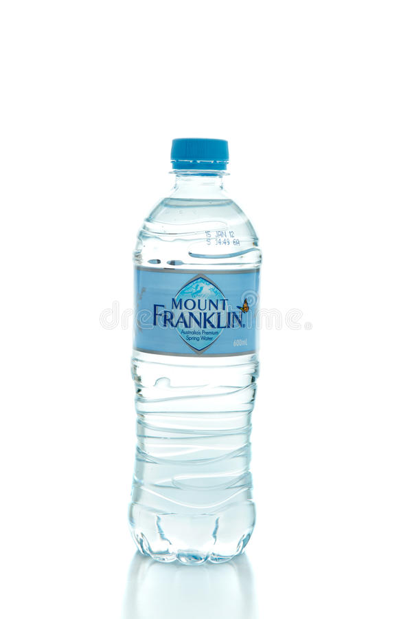 Download Mount Franklin Premium Spring Water Editorial Photography - Image: 18435127