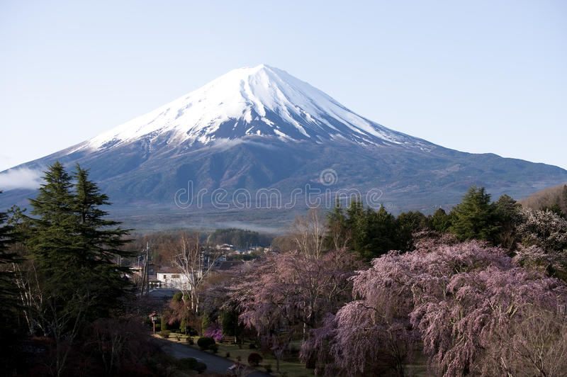 Mount Fuji stock photography