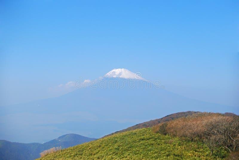 Mount Fuji, Hakone National Park, Japan stock photo