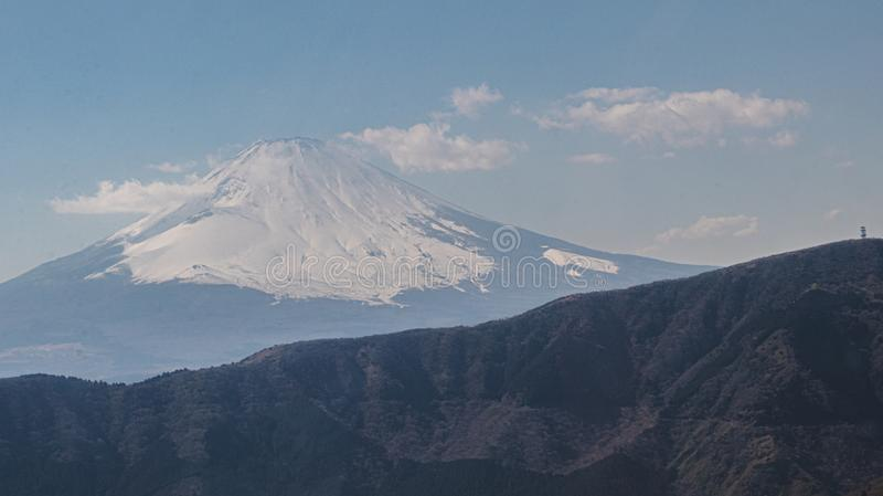 Mount Fuji, Japan Scenic shot royalty free stock photography