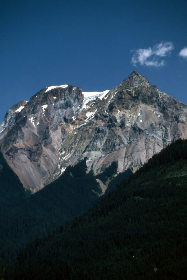 Mount Garibaldi stock image