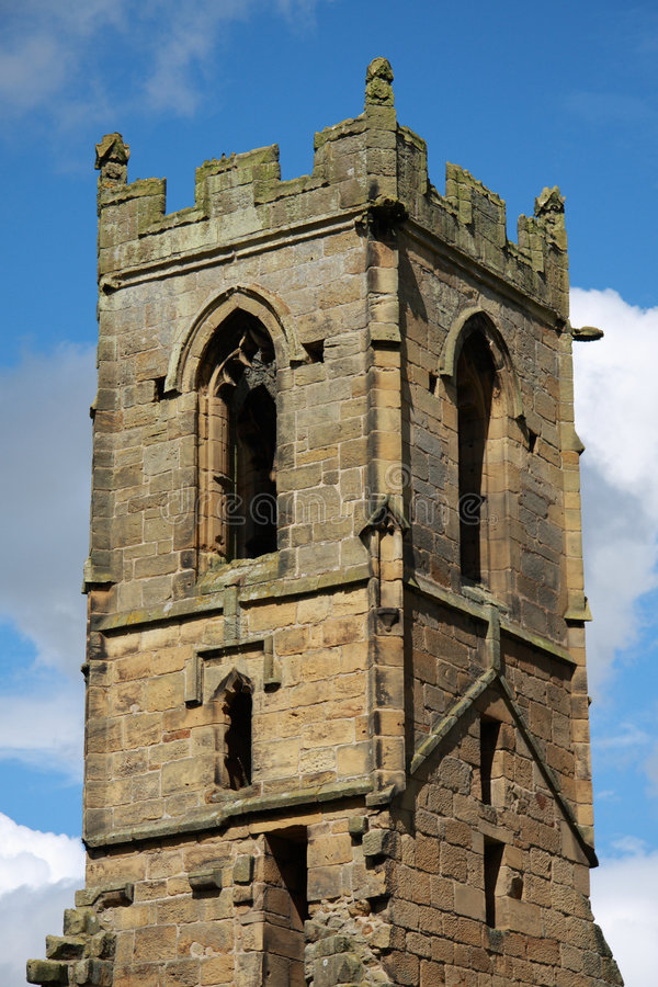 Download Mount Grace Priory Tower stock photo. Image of northallerton - 6187552